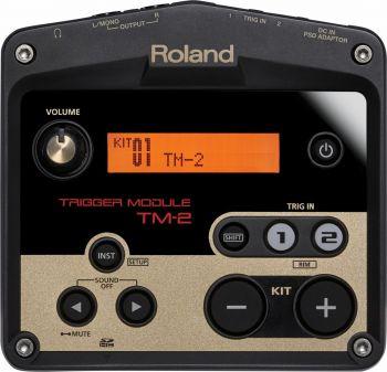 Roland TM-2 Trigger Module ex demo negozio-garanzia di 24 mesi