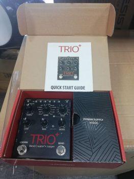 Digitech TRIO+ Band Creator e Looper USATO