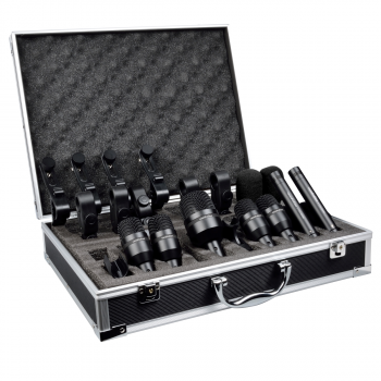 SOUNDSATION DSKIT-7 Kit Microfoni per batteria acustica