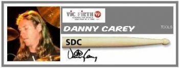 Vic Firth Danny Carey - Punta legno