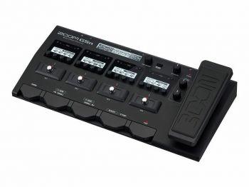 Zoom G5n multieffetto, amp-simulator, interfaccia audio