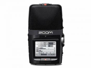 ZOOM H2n Registratore 2 tracce
