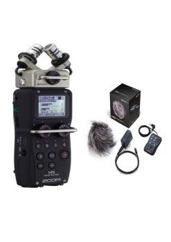 Zoom H5 + Zoom APH-5 KIT REGISTRATORE DIGITALE CON ACCESSORI