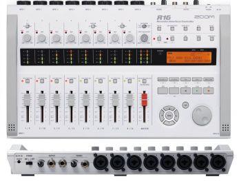 ZOOM R16 registratore digitale multitraccia